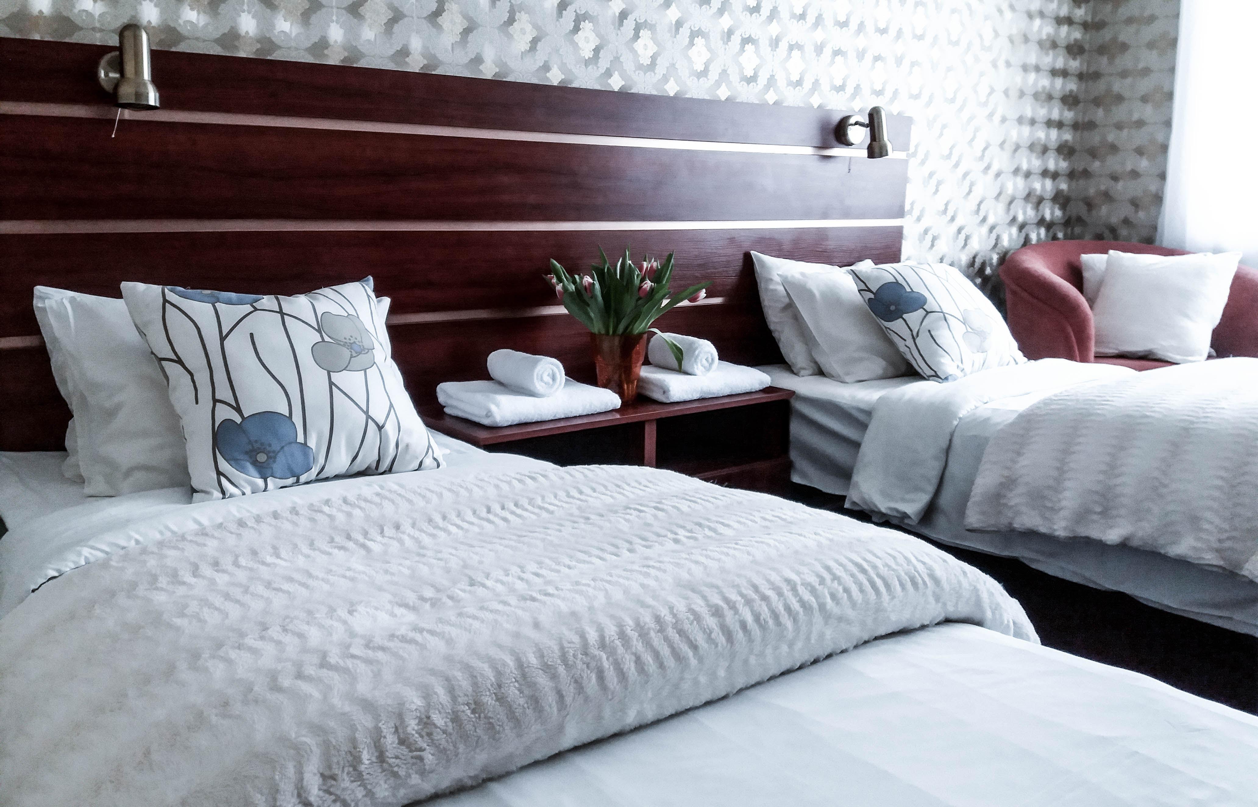 73f281573a4 Standardtuba kahele ⋆ SPA Hotell Peetrimõisa Villa